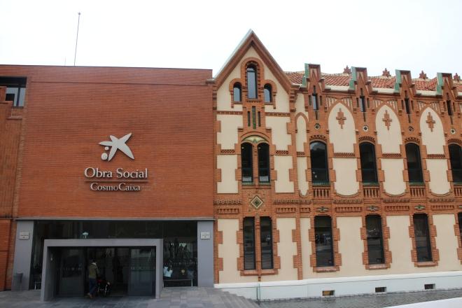 CosmoCaixa en Barcelona